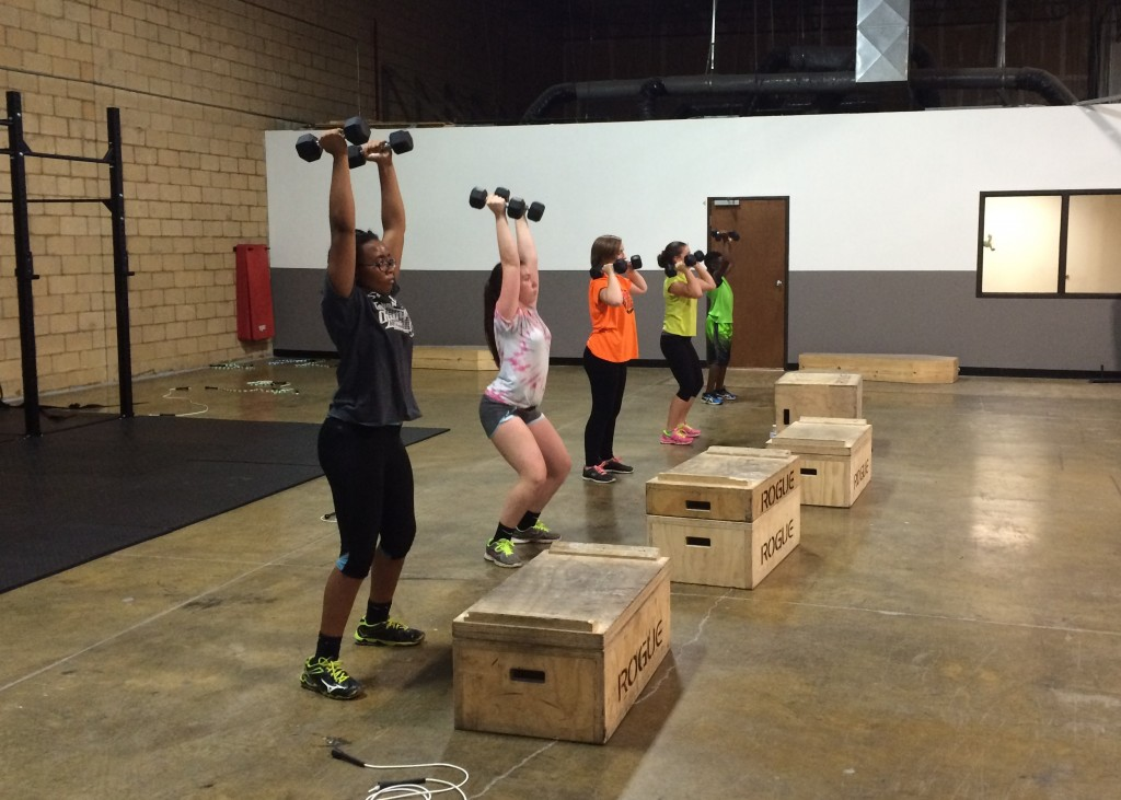 CrossFit Kids - Beyond Limits Training